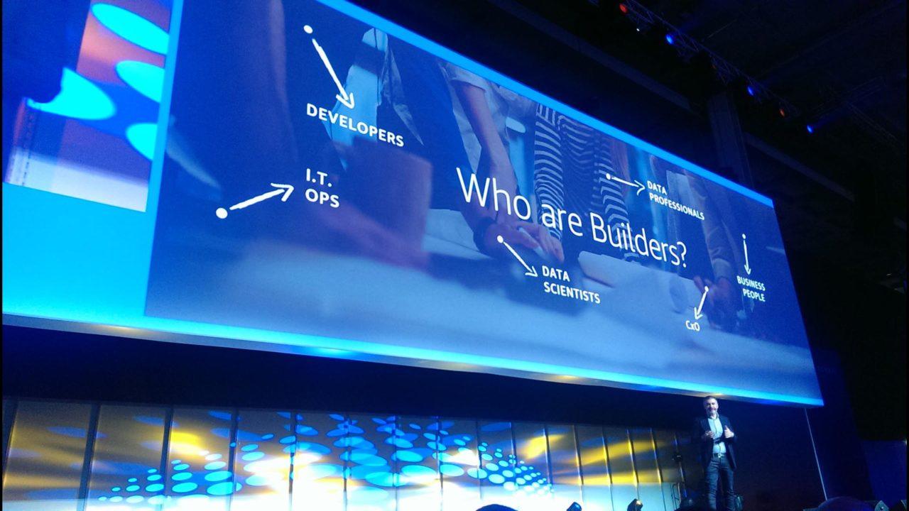 AWS Argenti chi sono i builders