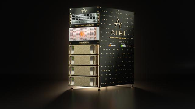 AIRI-Rack