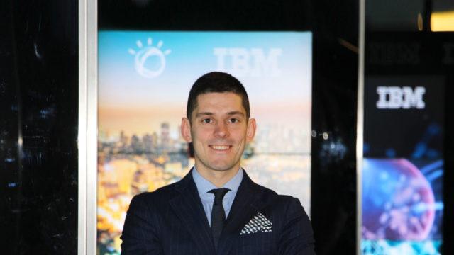 Tomasz Slowinski IBM GDPR leader Italy