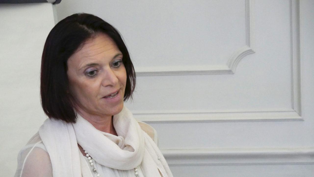 Rita Ceresi, client technical architect presso IBM Italia