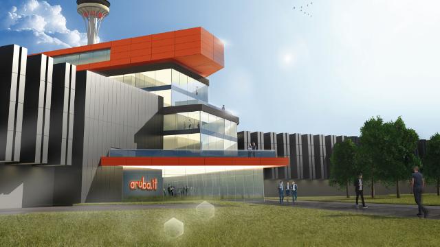 Aruba: il quarto Data Center Campus italiano sarà a Roma