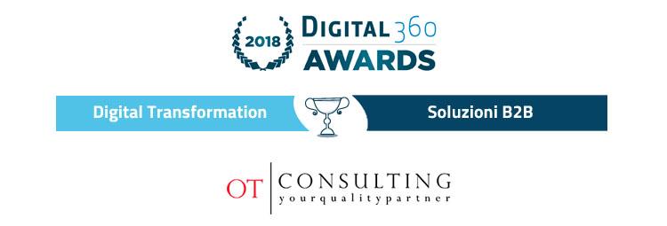 premio digital transformation: ot consulting