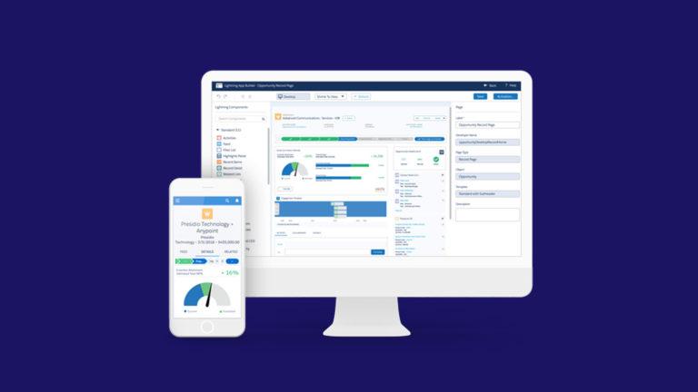 Salesforce Lightning Platform
