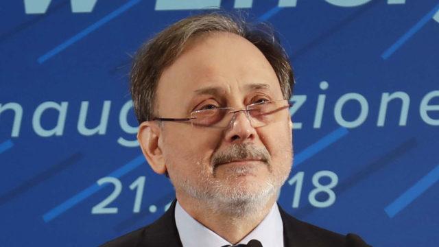 Foto di Alfonso Fuggetta, CEO di Cefriel e Full Professor del Politecnico di Milano