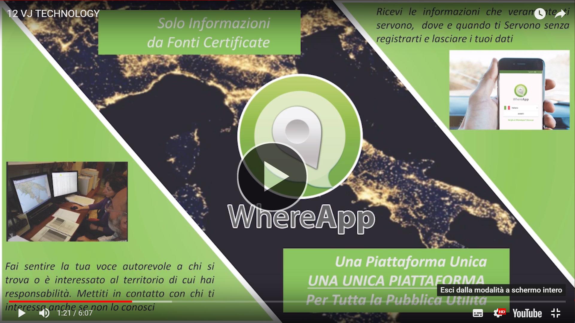 Grazie a WhereApp la PA comunica le emergenza ambientali ai cittadini | ZeroUno