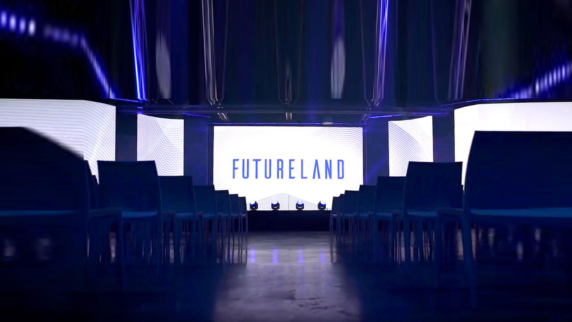 Evento Futureland 2018 | ZeroUno