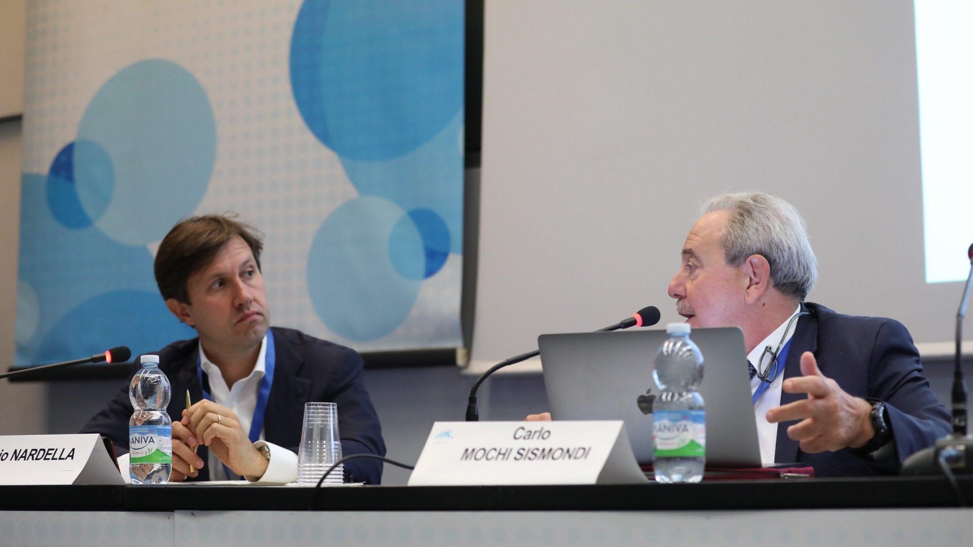 Foto di Dario Nardella e Carlo Mochi Sismondi