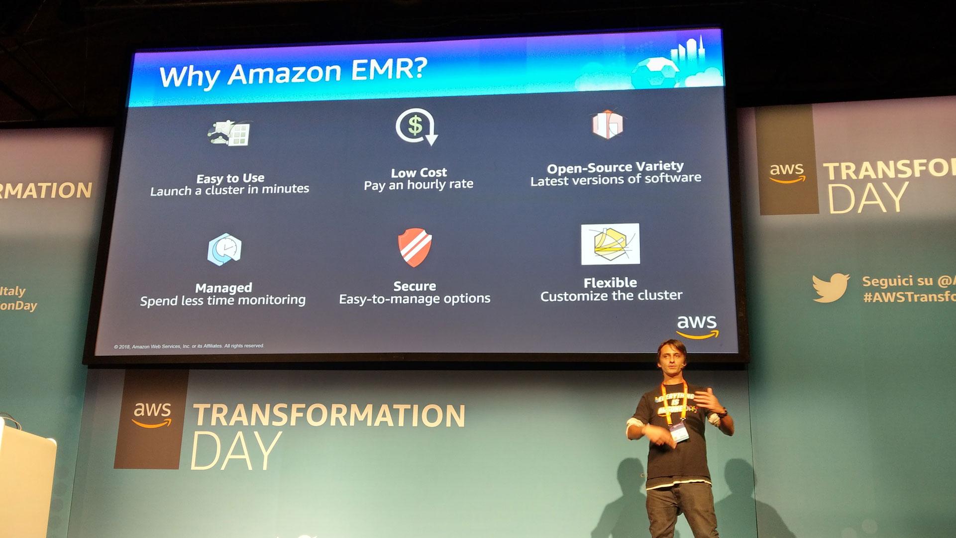 All'AWS Transformation Day le tecnologie cloud che innovano il business | ZeroUno