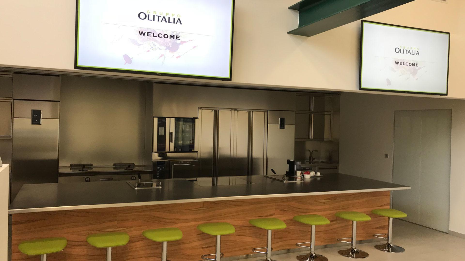Fotografia cucina Olitalia