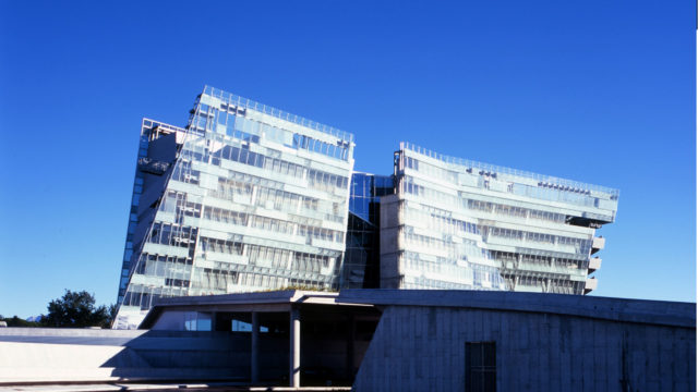 la sede di Hypo Alpe Adria bank