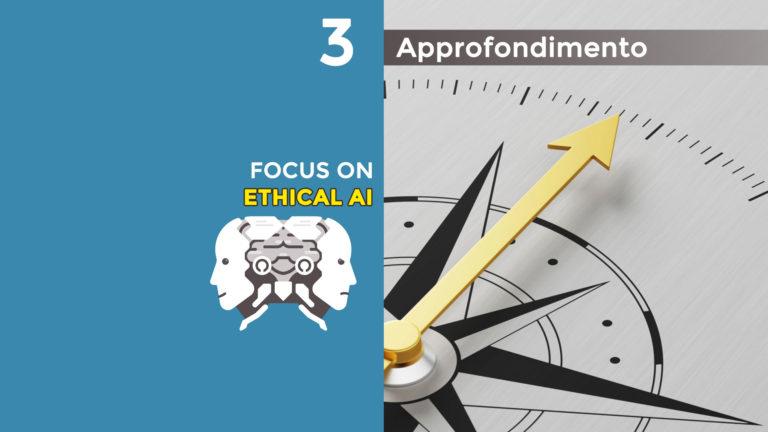 Concetto di etica nell'Intelligenza Artificiale