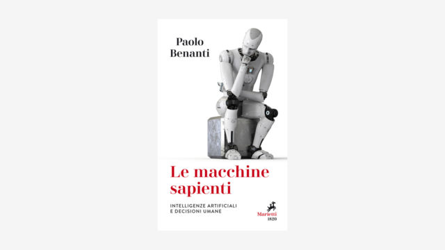 1Benanti Libro sulla Intelligenza artificiale
