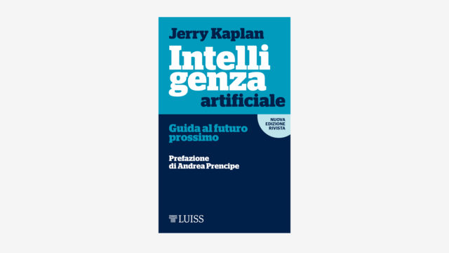 1Kaplan Libro sulla intelligenza artificiale
