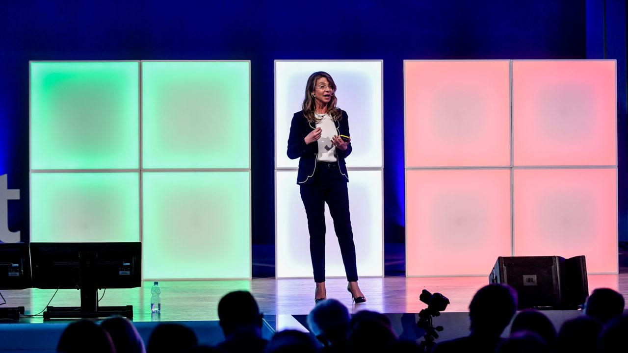 Barbara Cominelli, COO di Microsoft Italia