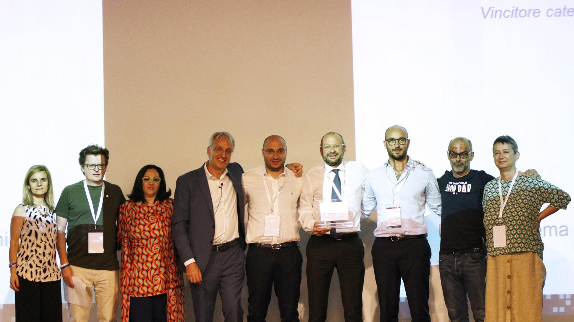 DigitalTechnologies_SoluzioniB2B premiazione digital360 awards 2019