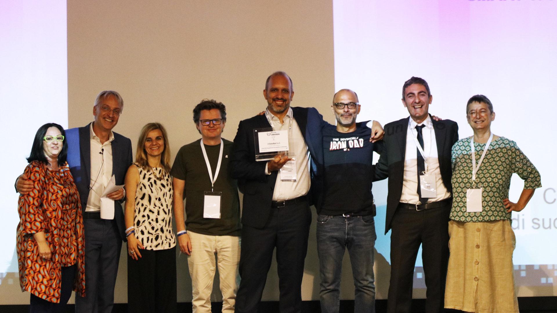 xdata smartworking premiazione