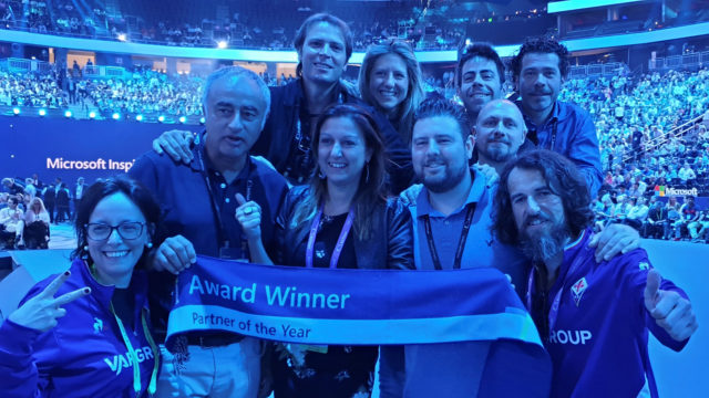 Microsoft Inspire VAR Group