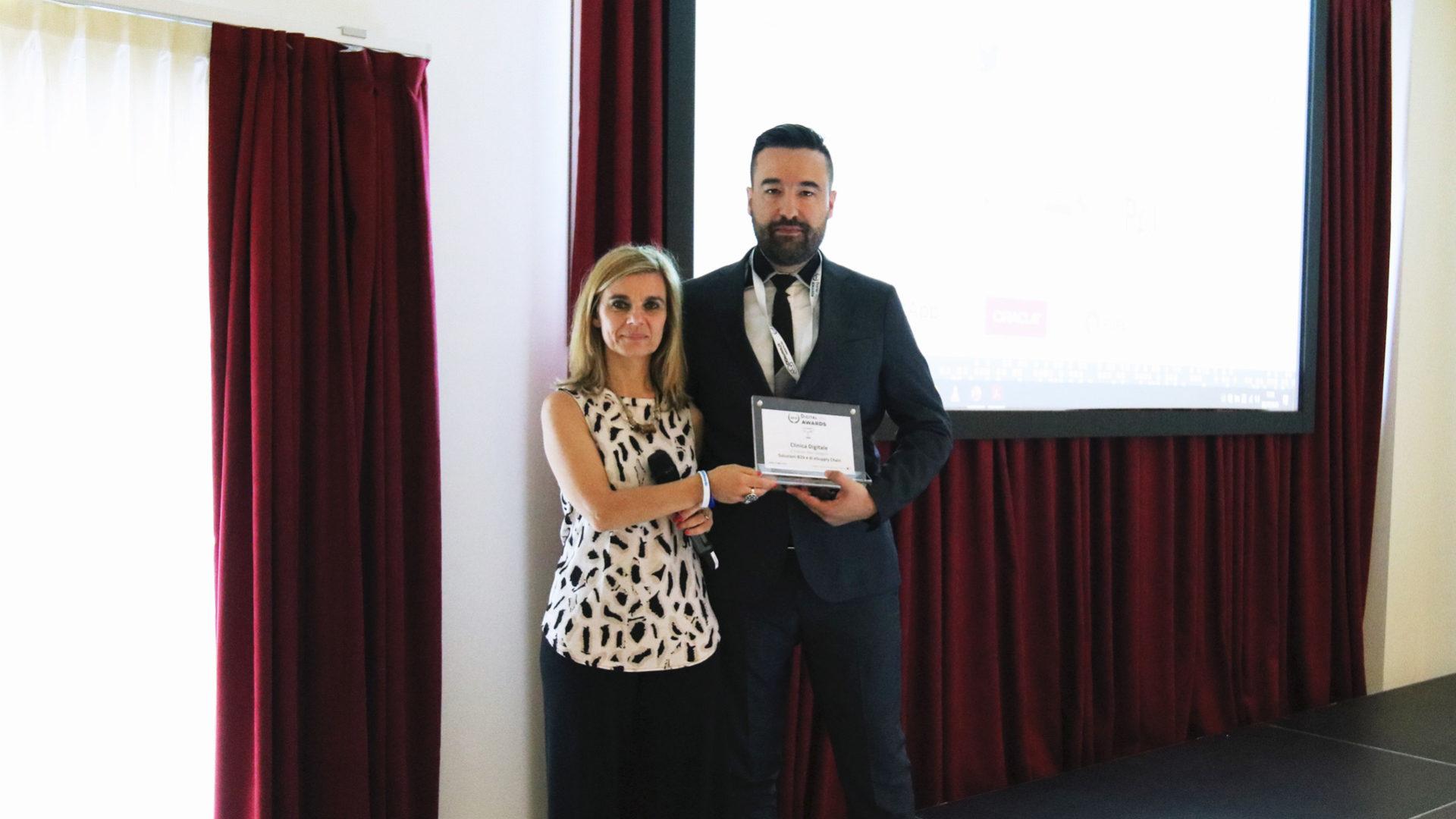 premiazione di clinica digitale