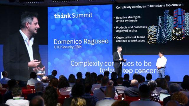 Domenico Raguseo, CTO Security IBM