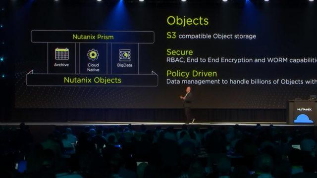 NEXT Conf figura 7 object storage