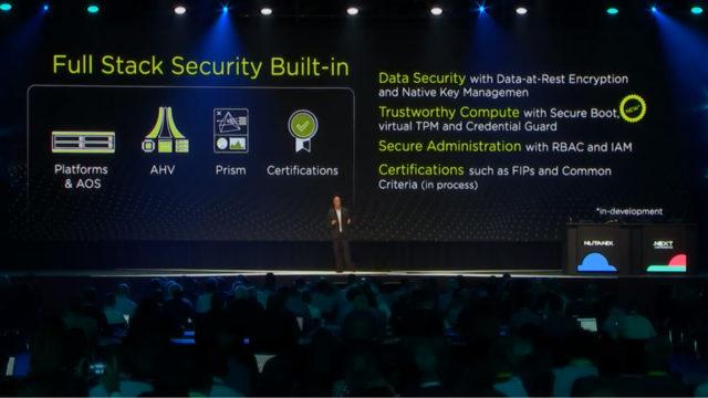 NEXT Conf figura 9 security