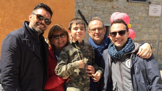 Dario Pagani Eni famiglia
