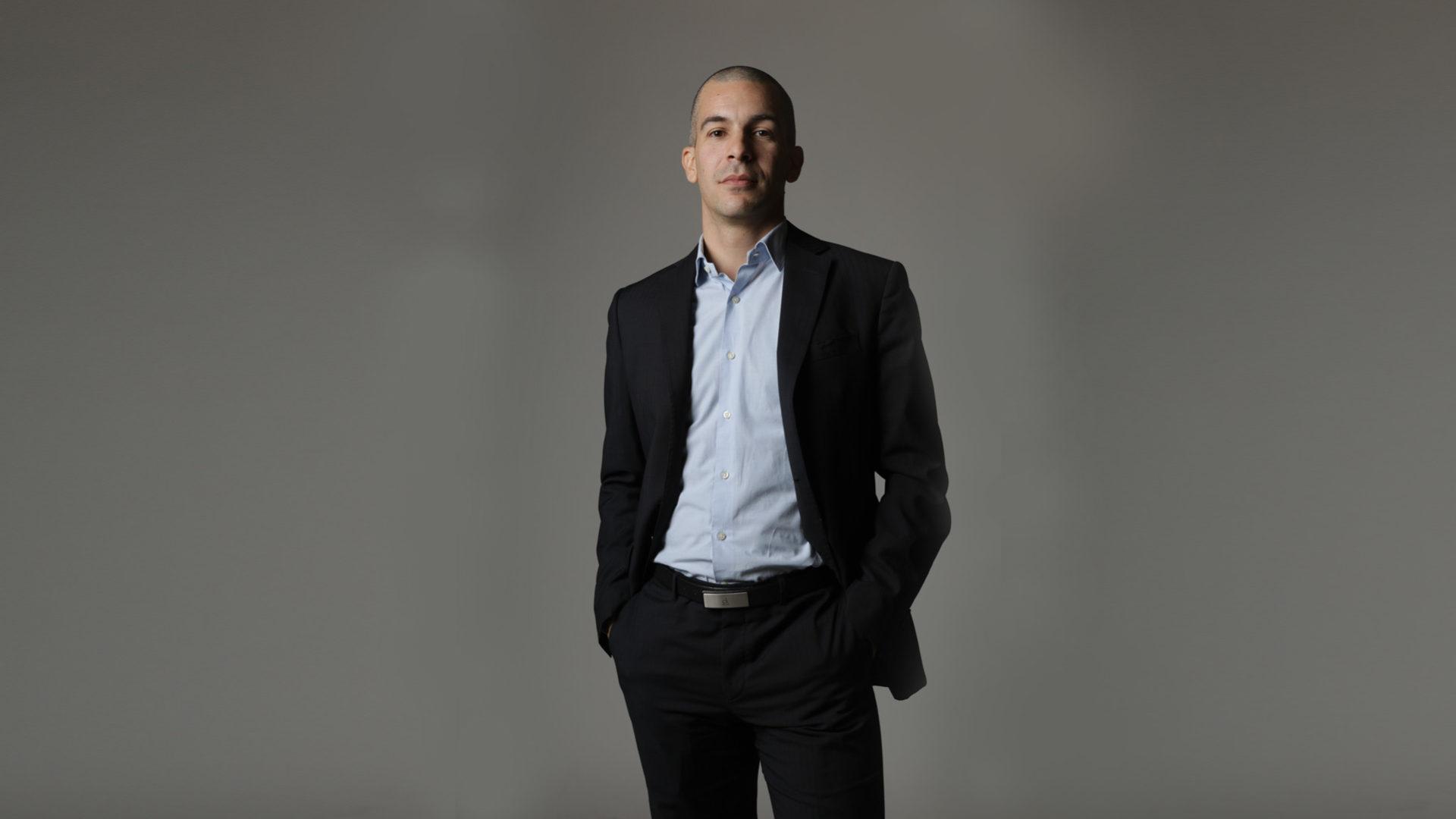 foto Ivan Basso, CIO di Fluid-o-Tech