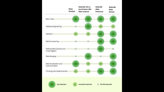 data scientisti competenze