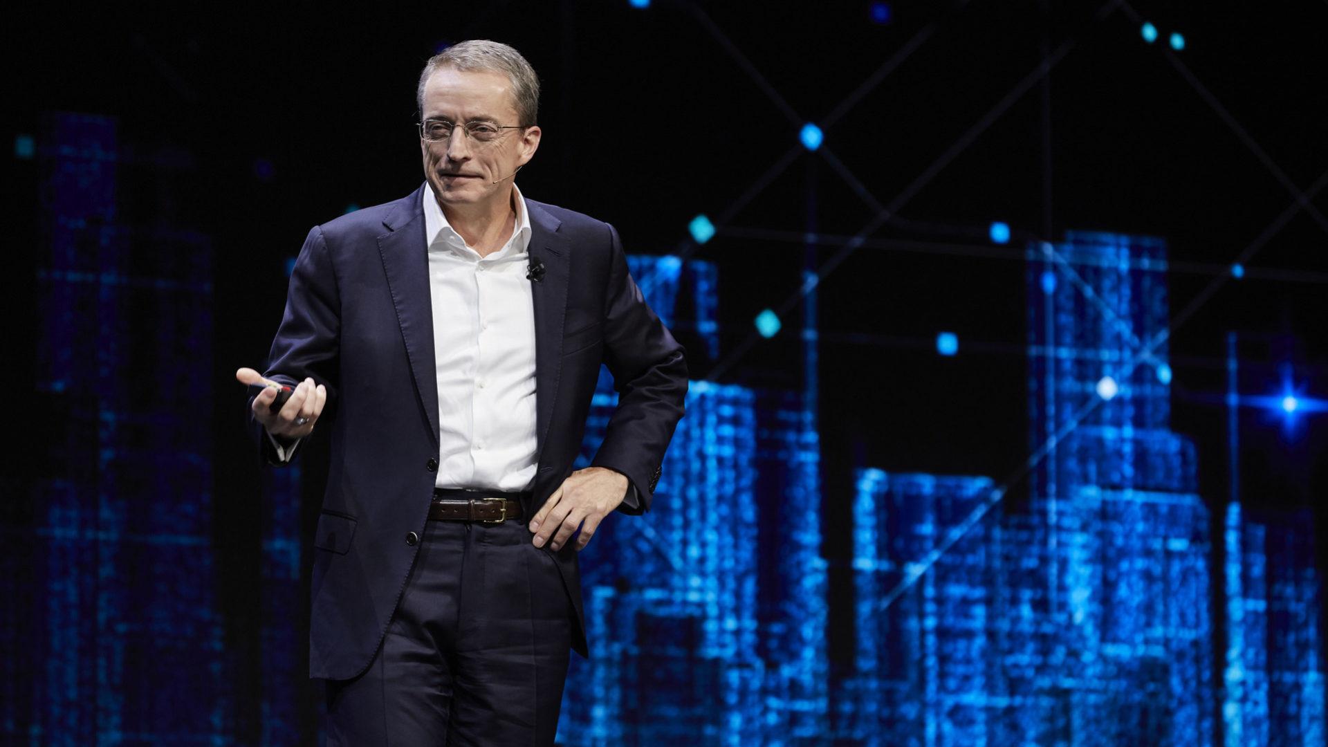foto Pat Gelsinger, CEO di VMware