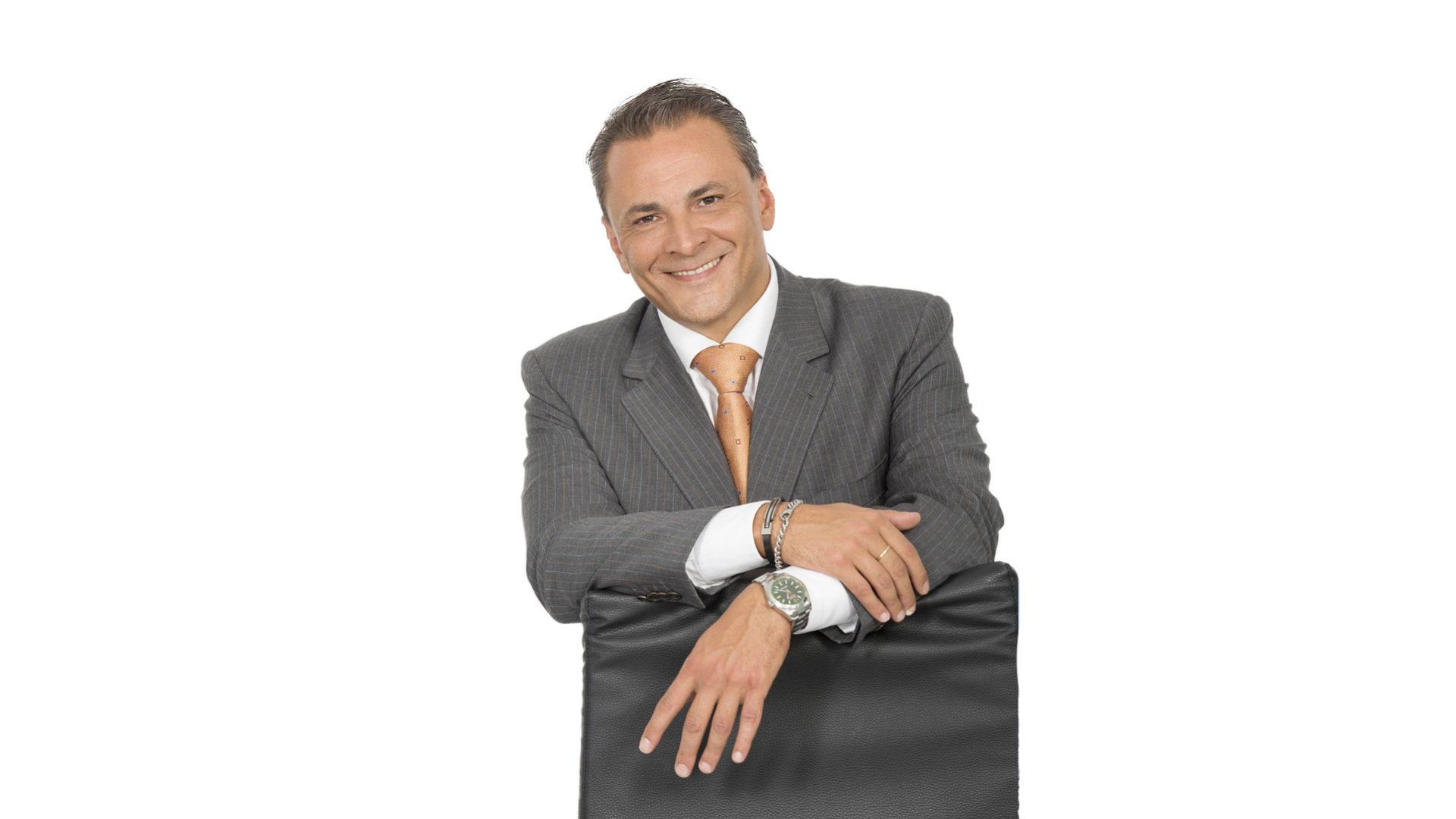 foto Stefano Spera, Sales Director di R1 Group
