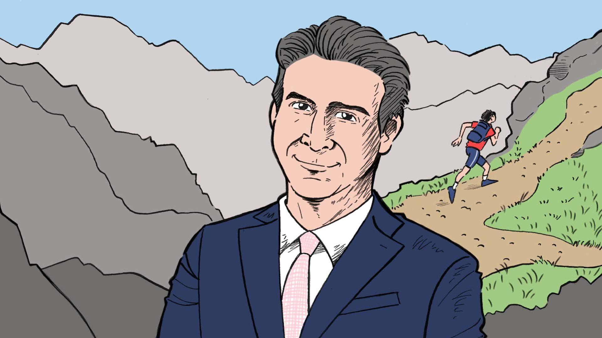 1 Emiliano Rantucci, illustrazione di Elisa Vignati