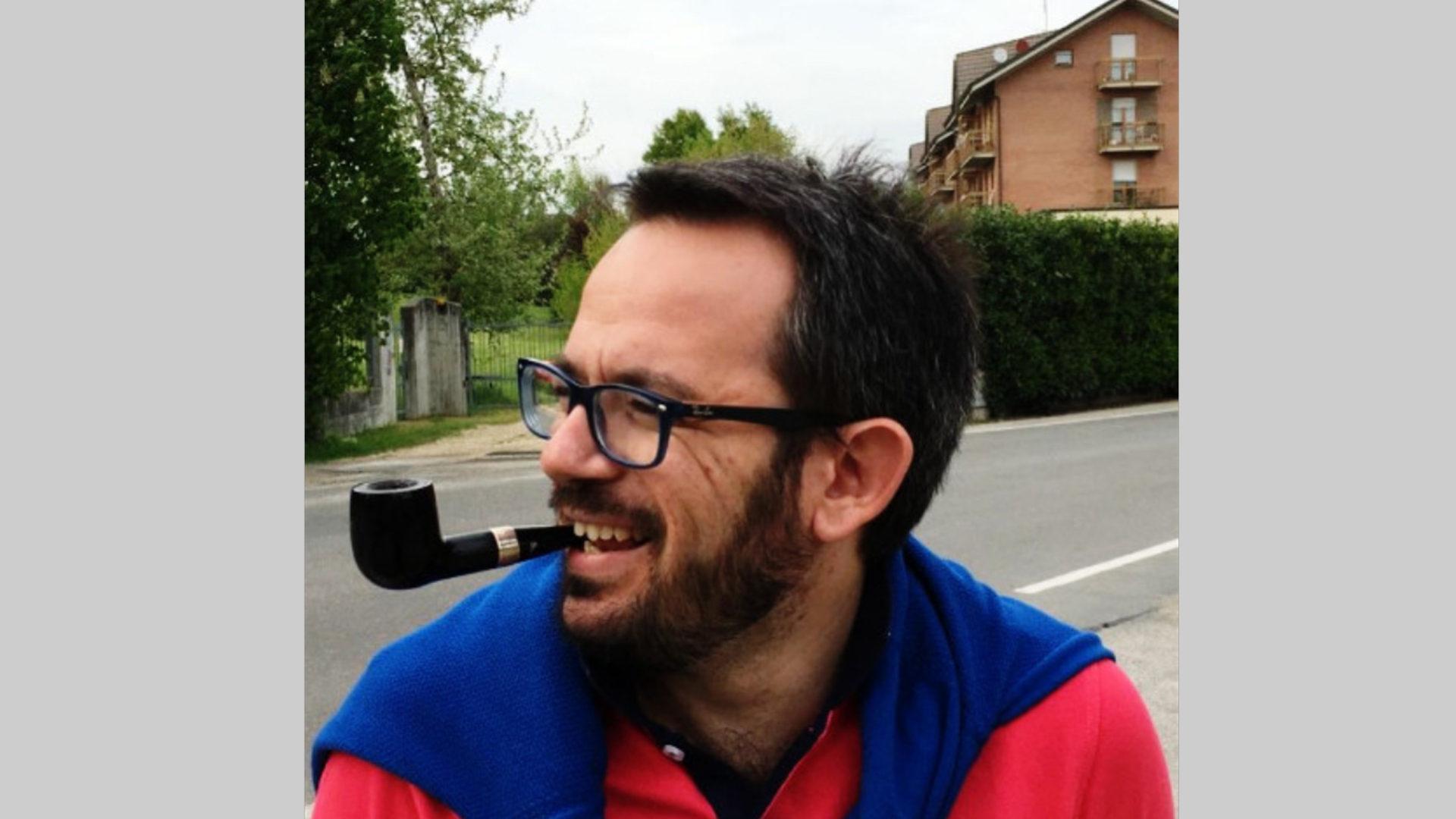 foto Andrea Violato, Business Analyst di Augeos