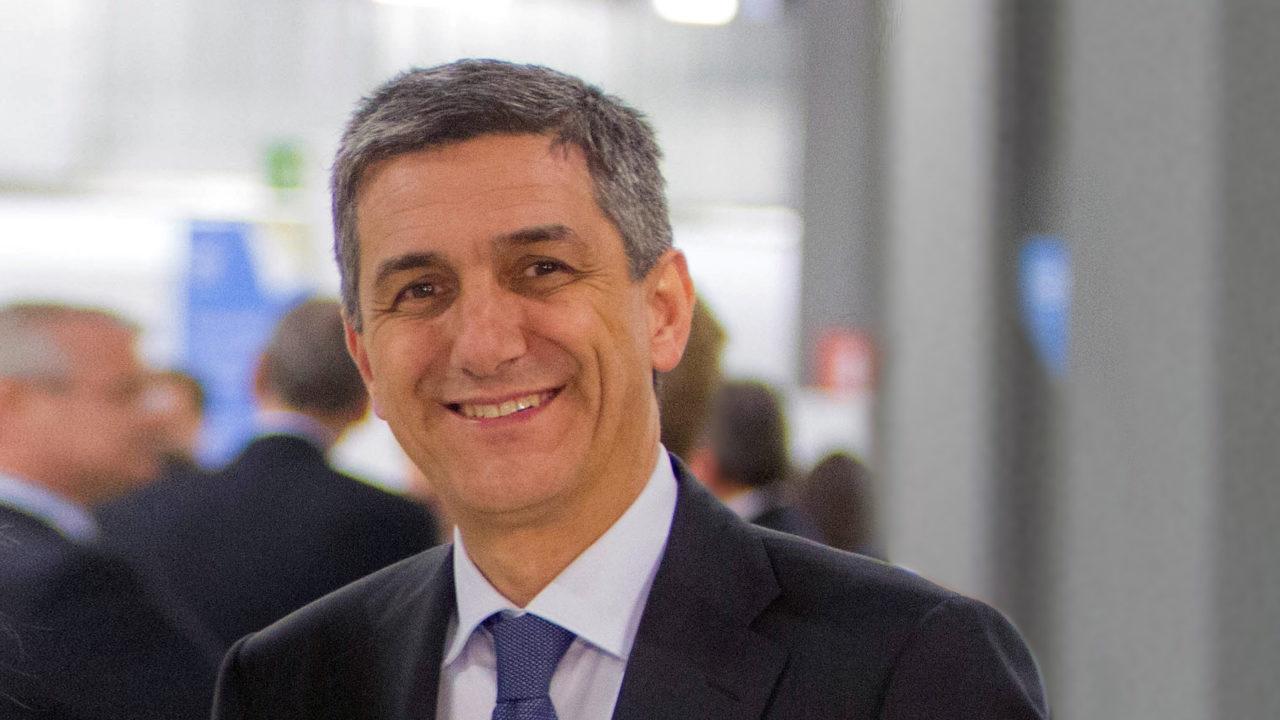 foto Stefano Venturi, Presidente e AD HPE