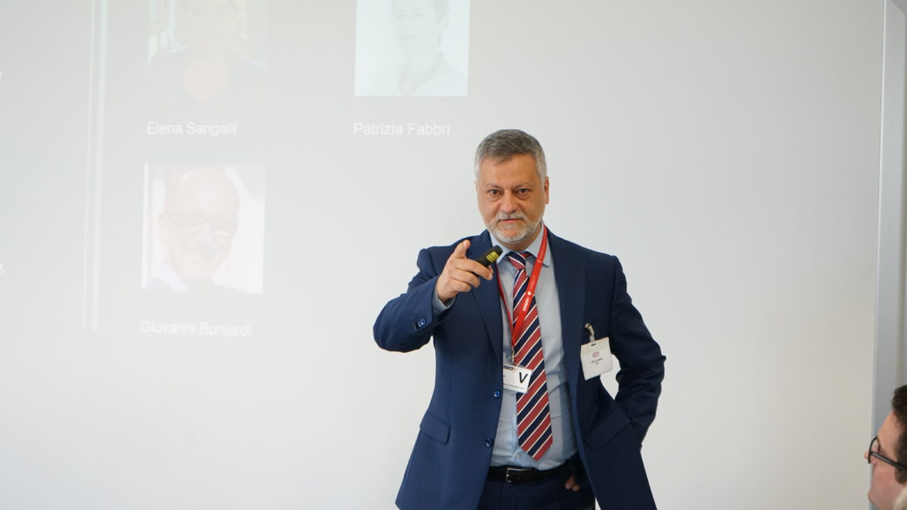 foto Vito Leotta, Manager of Cloud Platform IBM