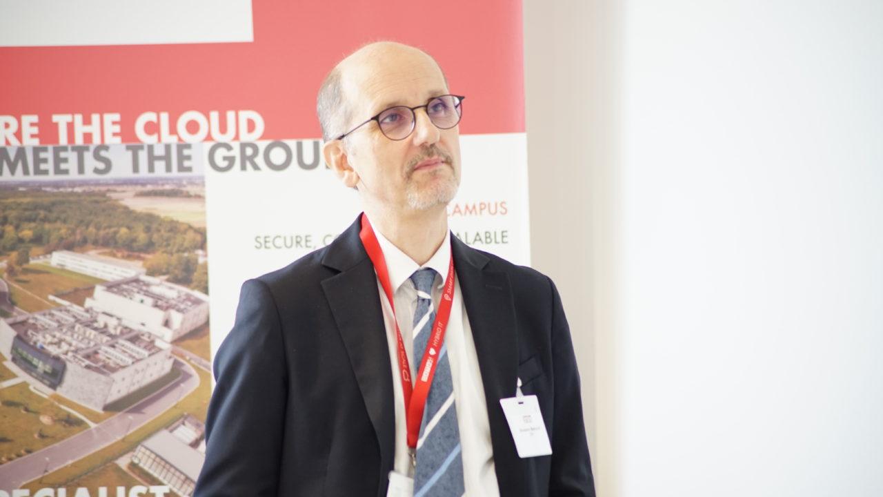 foto Giovanni Boniardi, Cloud Solutions Senior Sales Consultant IBM