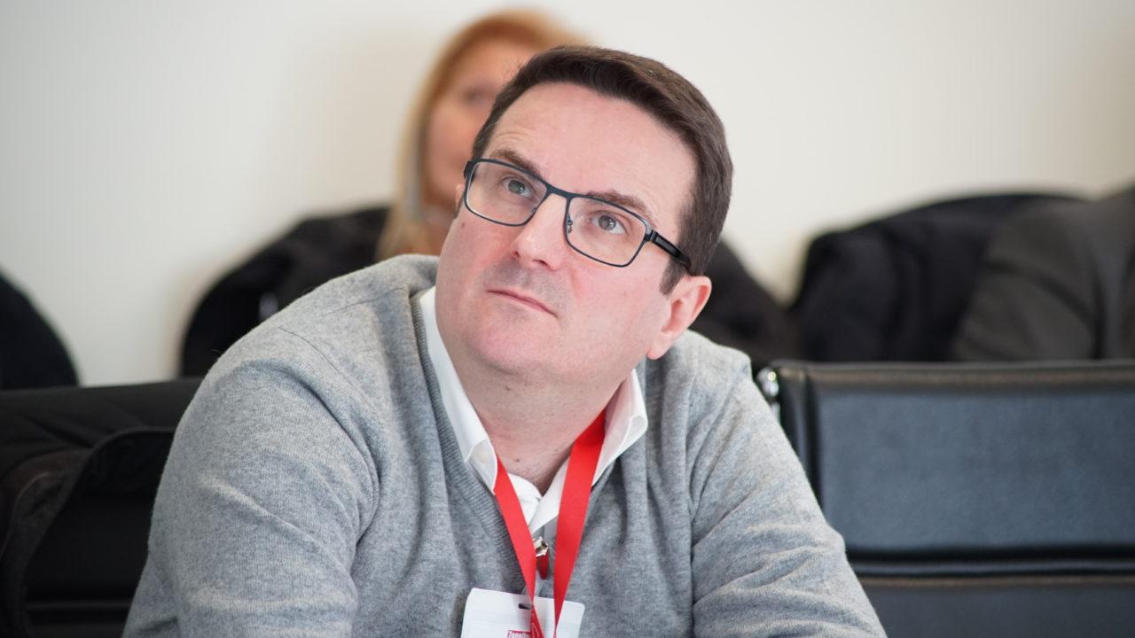 foto Federico Astigiano, CIO di Tenova