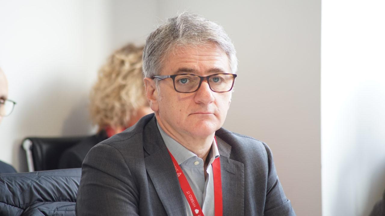 foto Flavio Caizzi, direttore sistemi informativi di Auchan