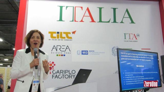 Paola Pisano CES 2020