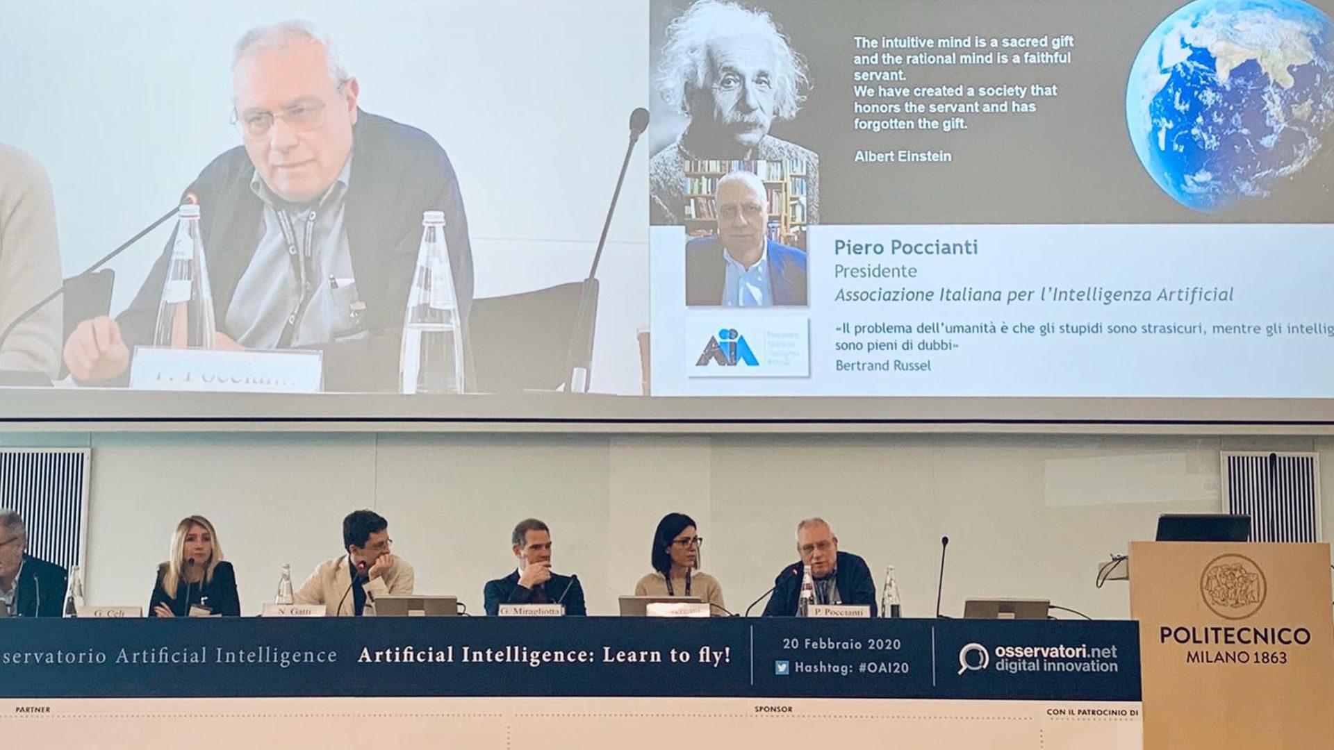 Osservatorio Artificial Intelligence del Politecnico di Milano 1