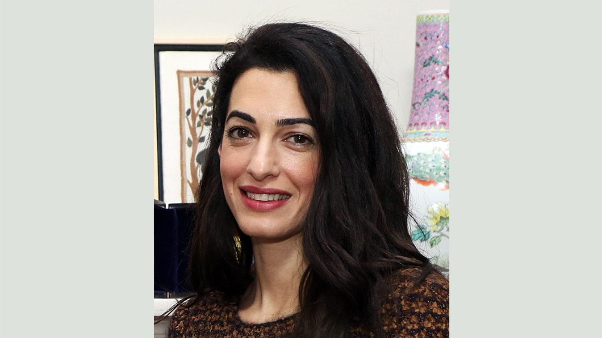 foto Amal Clooney