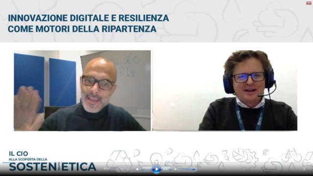 Andrea Rangone e Raffello Balocco