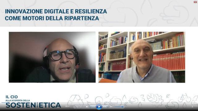 Andrea Provini e Luciano Guglielmiv