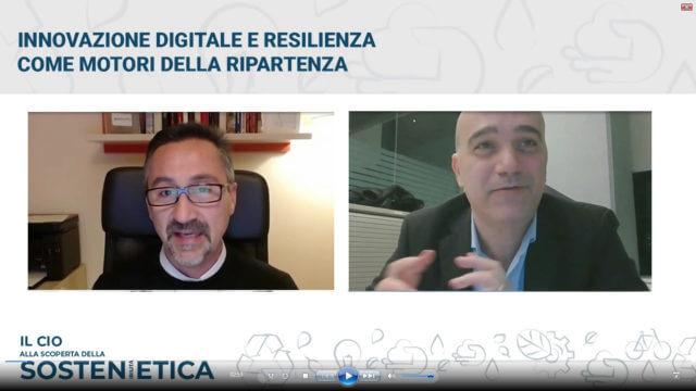 Domenico Alessio e Maurizio Semeraro