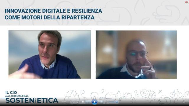 Enrico Miolo e Federico Ferrauto