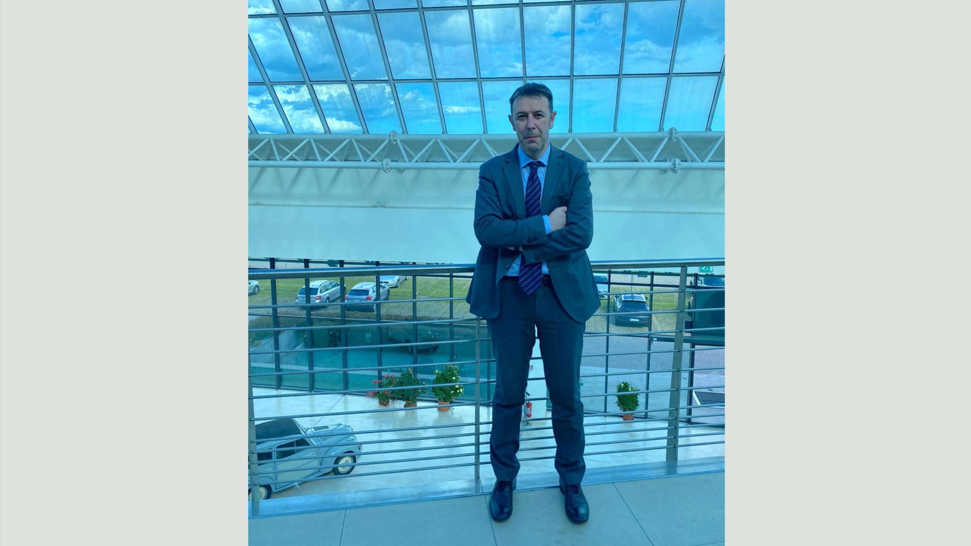Davide Ressi, Sales Manager, EDIST Engineering Srl